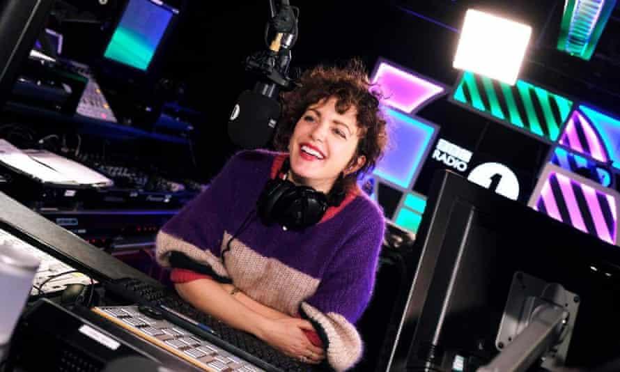 Annie Mac on Radio 1
