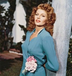 Rita Hayworth, originally Margarita Cansino, was made to change her name by studio bosses