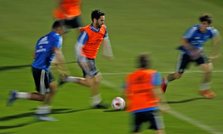 'It would be no surprise to see Isco lining up at the Etihad next season,' says AS.