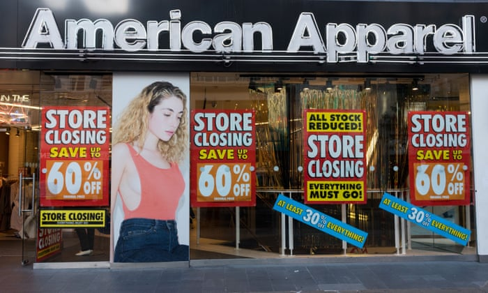 d7aeb4b0e8d9b Farewell, American Apparel. Your moment has passed   Life and style ...