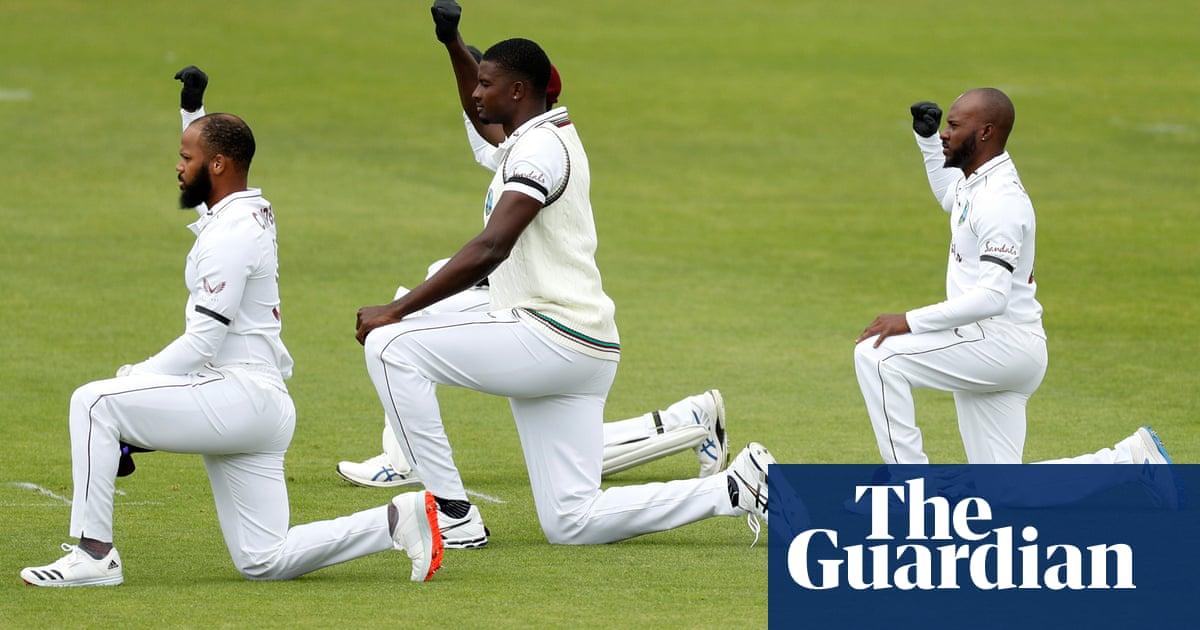 Jason Holder urges cricket not to abandon Black Lives Matter message