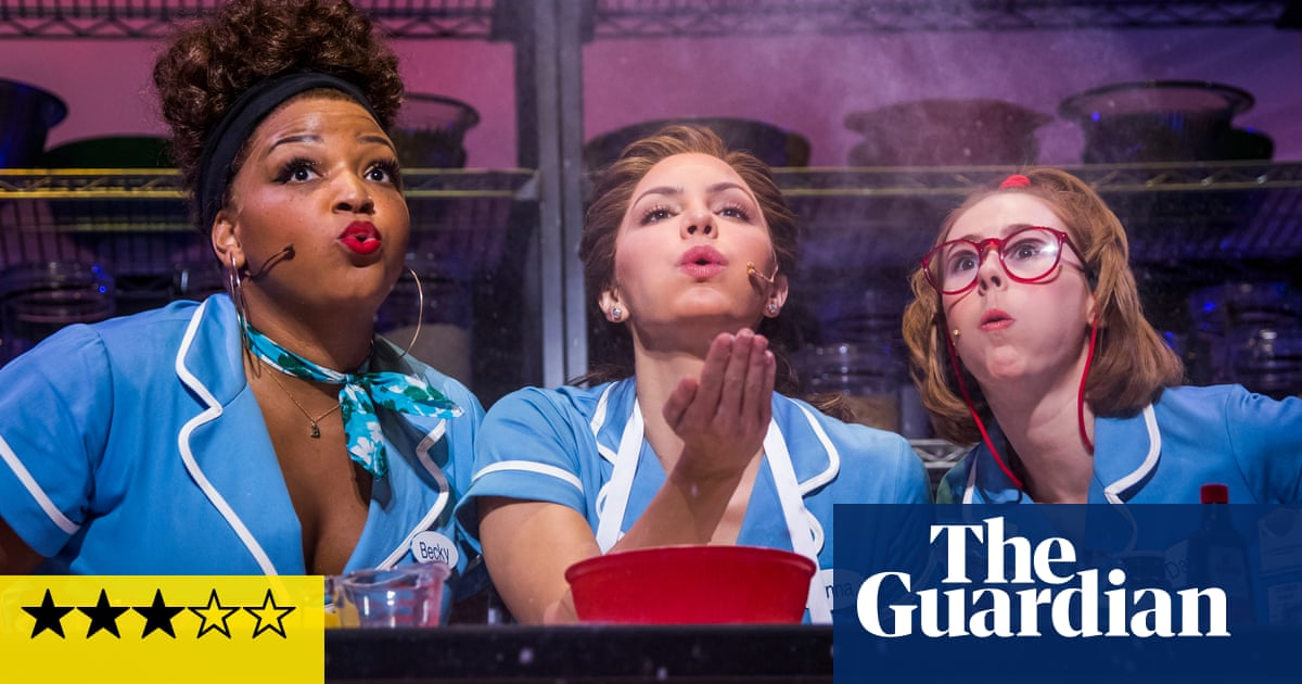 Waitress review – guilty passions served up with warmth | Stage