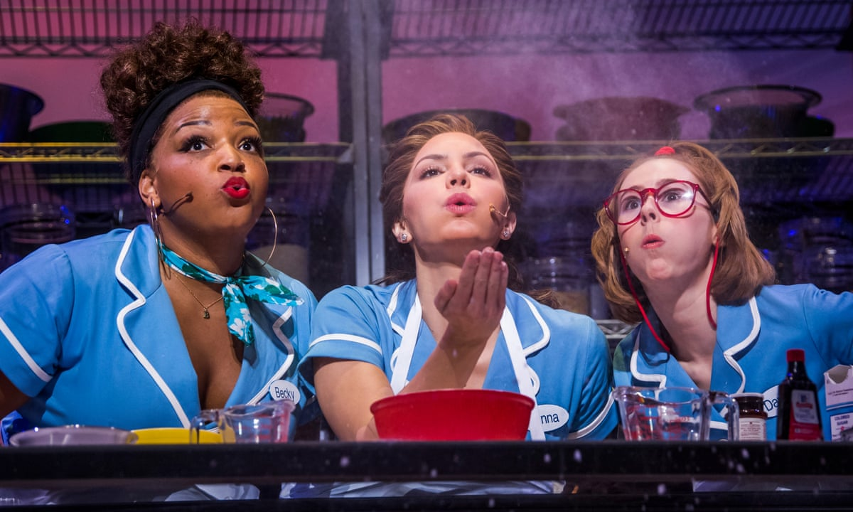 Waitress Review Bittersweet Broadway Musical Served Warm In The West End Theatre The Guardian