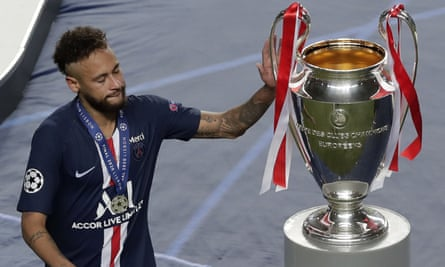 Psg Are Not European Champions But They Have Earned Their Rivals Respect Paris Saint Germain The Guardian