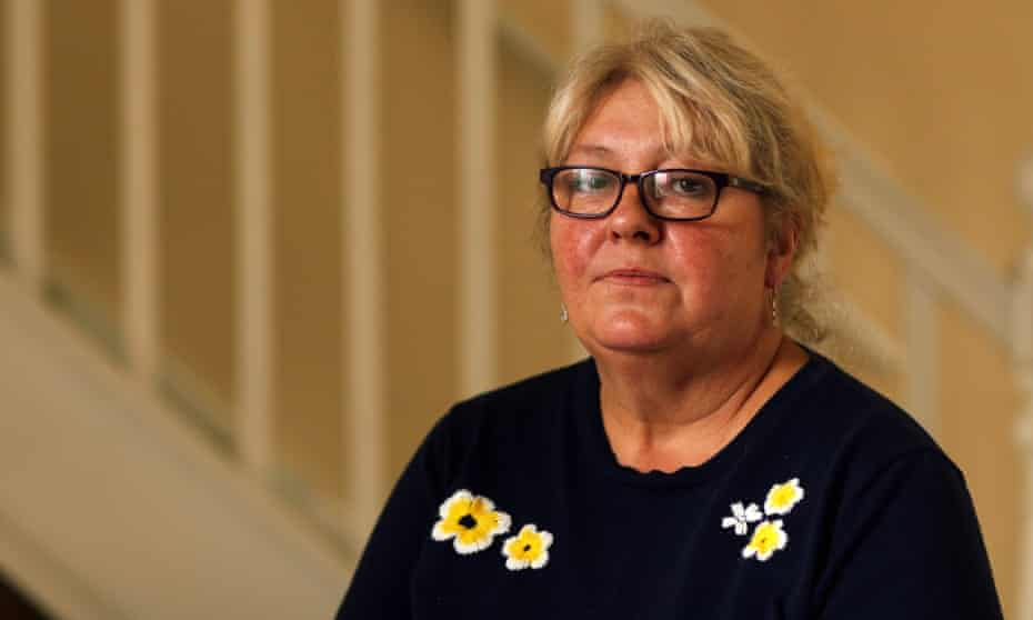Carolyn Churchill had her mesh implant removed in 2016. At one stage she believed her persistent bleeding was caused by undiagnosed cancer.