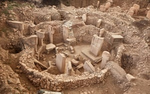Göbekli Tepe in southern Turkey was the scene of Stone Age feasting and drinking.