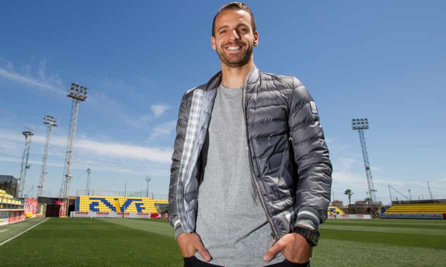 Roberto Soldado at Villarreal