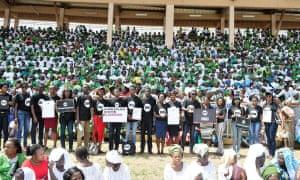 Nigeria Walk In, Ekiti State, International Womens Day 2017