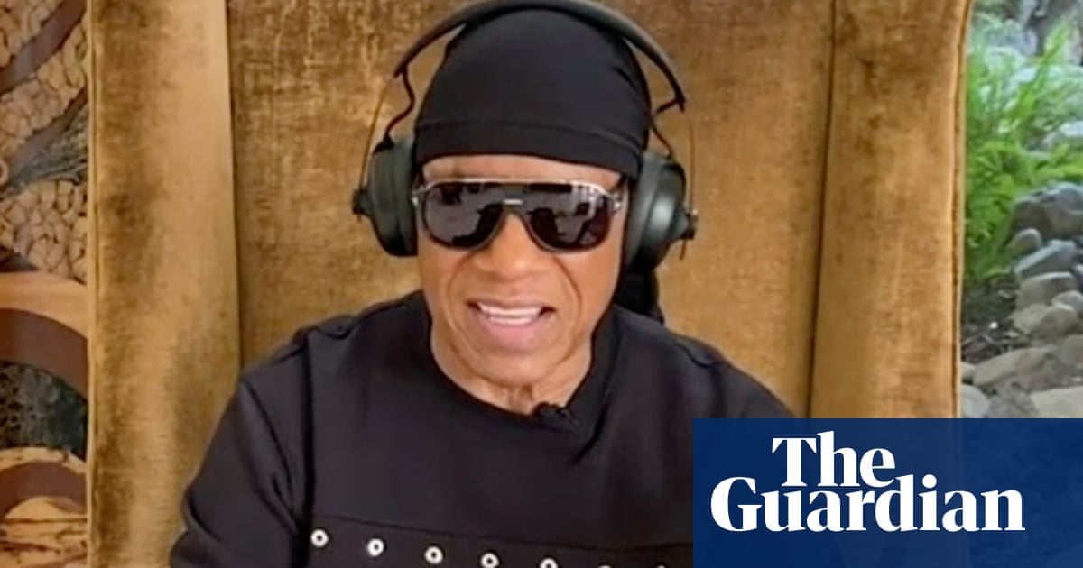Stevie Wonder rejects all lives matter in first new music in four years
