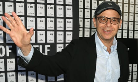 Rick Moranis in 2017