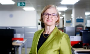 Amanda Spielman, the new Ofsted chief inspector of schools.