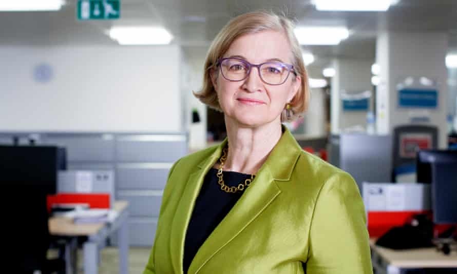 Amanda Spielman, the Ofsted chief inspector of schools