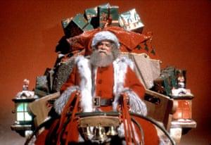 David Huddleston in Santa Claus: The Movie.