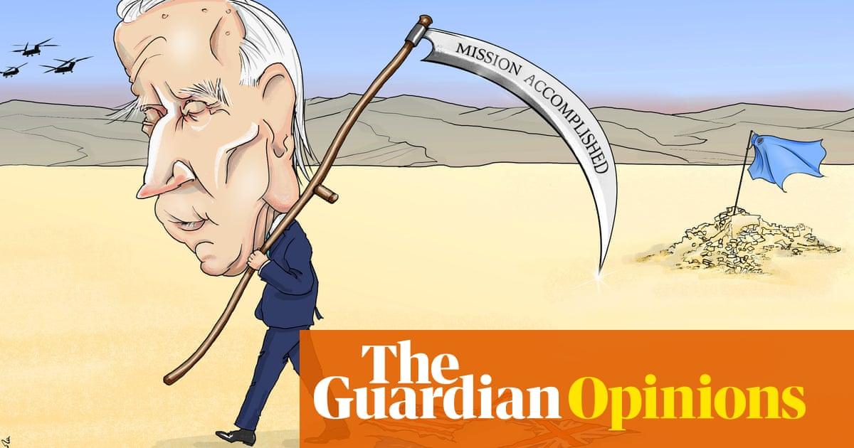 Nicola Jennings on Joe Biden and Afghanistan