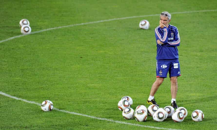 Could Raymond Domenech be making a comeback?