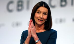 CBI director general Carolyn Fairbairn said MPs' holidays should be cancelled.