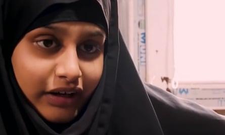 Shamima Begum interview