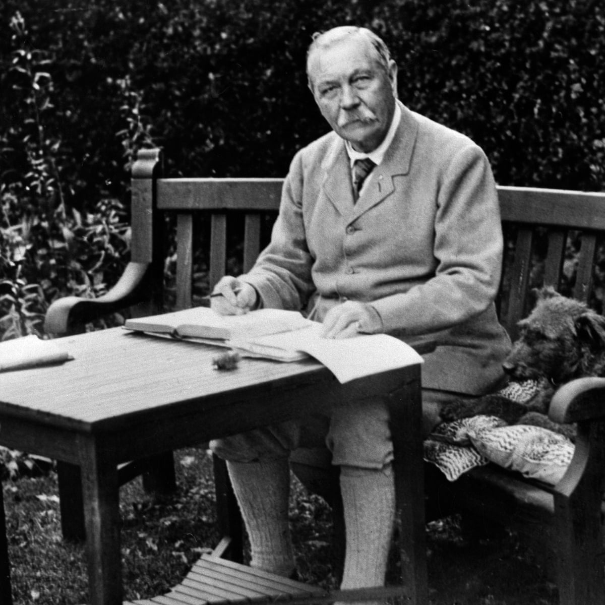 Sir Arthur Conan Doyle changes his mind about Irish home rule ...