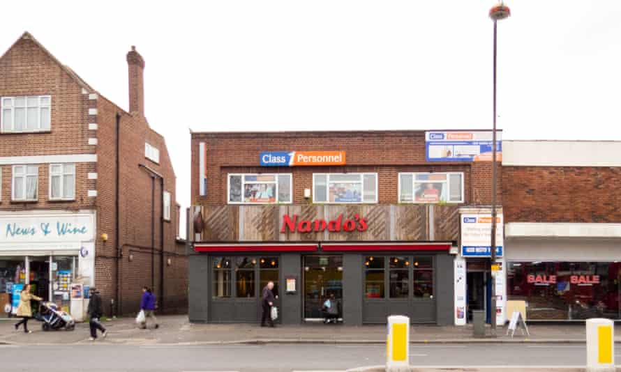 The Ricky-Tick club in Hounslow's High Street was once an influential R&B club