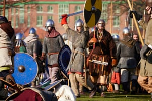Skirmishes at the Eye of York