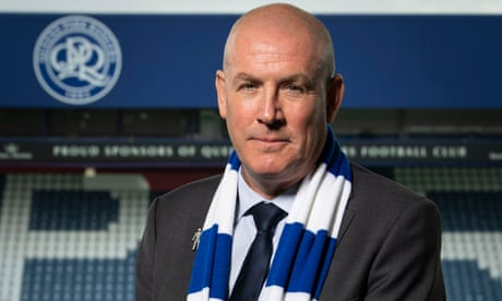 QPR appoint Mark Warburton as new manager on two-year deal
