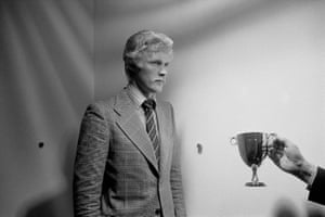 Chris Law Accountant and Prize Winning Yatchman, London, 1974Griffin began his career taking corporate portraits for Management Today Magazine in the early 1970s