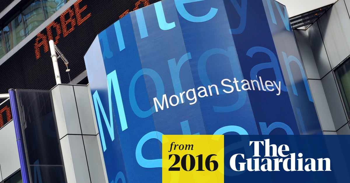 Morgan Stanley to pay $3 2bn over mortgage-backed securities