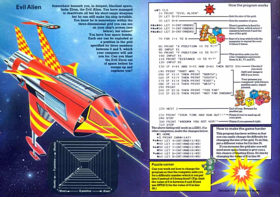 Computer Spacegames is one of the republished books.