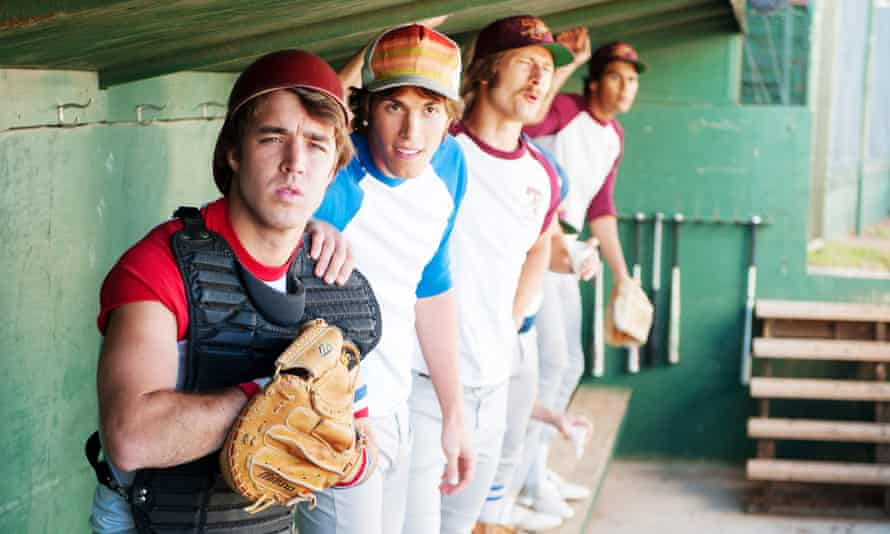 Fails the Bechdel test … Richard Linklater's Everybody Wants Some!!