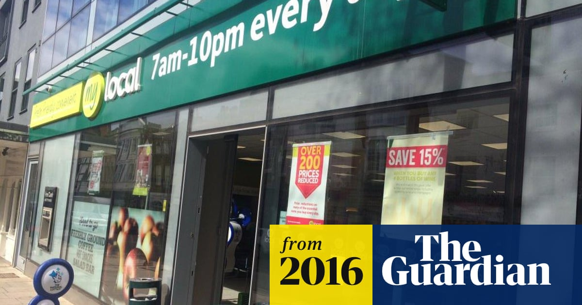 My Local On Verge Of Collapse Putting 1 700 Jobs At Risk Retail Industry The Guardian