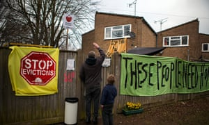 Campaign to save Sweets Way estate