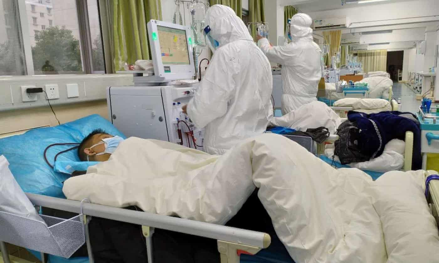 Coronavirus: death toll hits 41 as doctor dies from virus in China – live updates
