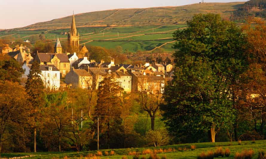 Residents of the remote town of Alston in Cumbria are fighting plans to cut their emergency ambulance service.
