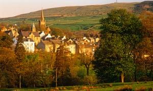 Alston in Cumbria