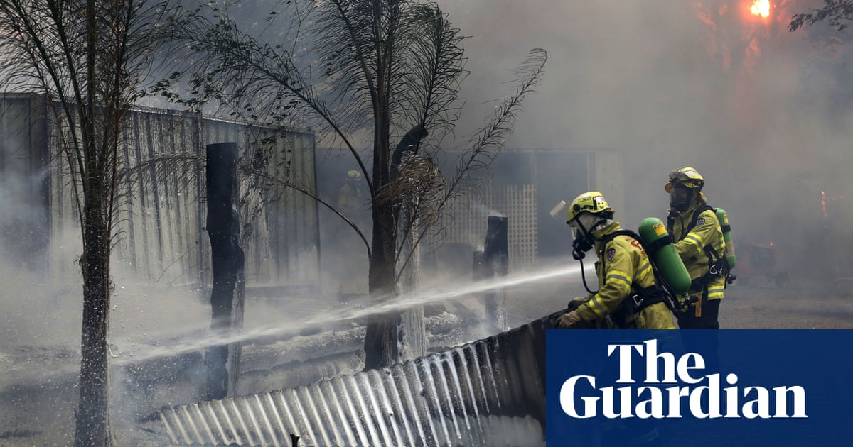 NSW public servants at climate conference told not to discuss link with bushfires