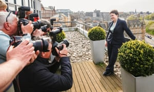 'Ruth Davidson devised an election campaign free of any input from David Cameron, George Osborne, or any other UK party leaders.'