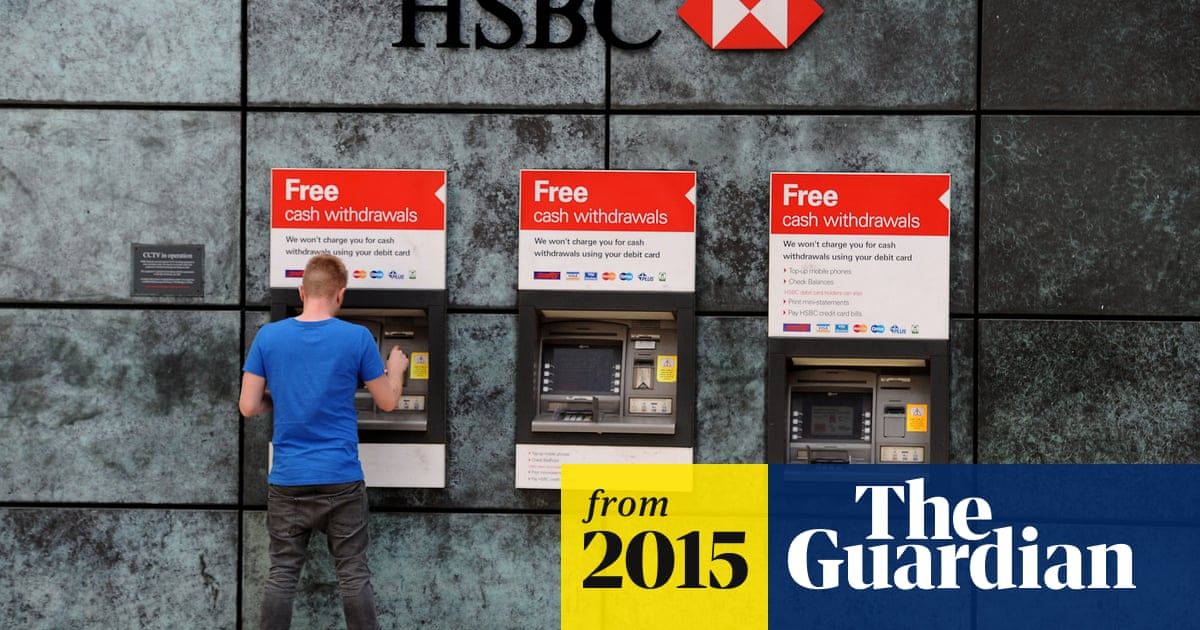 HSBC system failure leaves thousands facing bank holiday