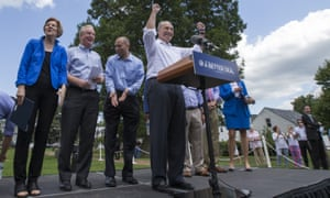 Democratic leaders unveil 'A Better Deal' in Virginia.
