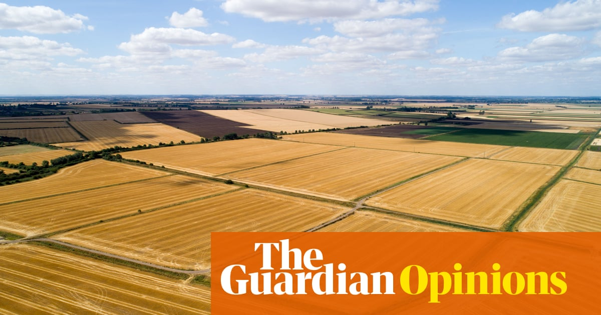 Gove's farming shake-up is a missed opportunity for health and harmony