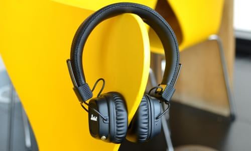 2dbe0a36bf0 Marshall Major II Bluetooth headphones: they last for ages and sound great  too | Technology | The Guardian