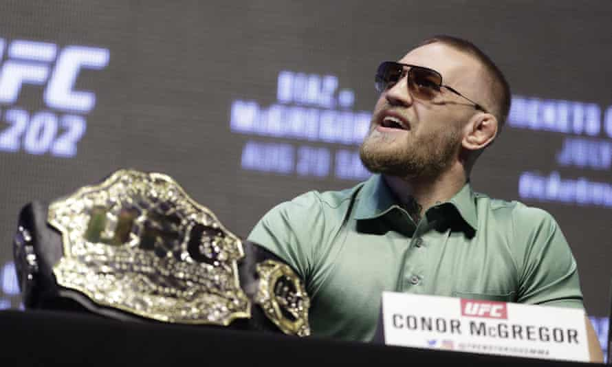 Conor McGregor remains the most compelling of the UFC's fighters, someone who could have sold out the new Vegas arena as well as a record number of pay-per-view packages.