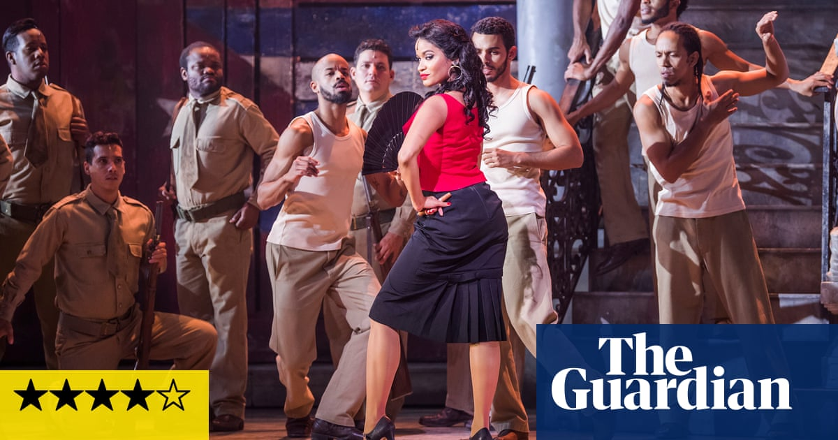Carmen La Cubana review – a spirited ensemble | Stage | The Guardian