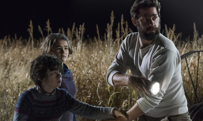A Quiet Place review – silence never sounded so terrifying | Film | The  Guardian