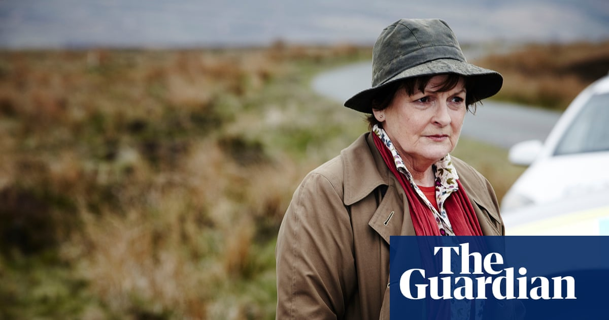 Vera review: Brenda Blethyn stomps on the moor with a