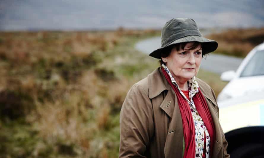 Ruddy lovely views ... Brenda Blethyn as Vera