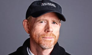 Safe pair of hands ... Ron Howard