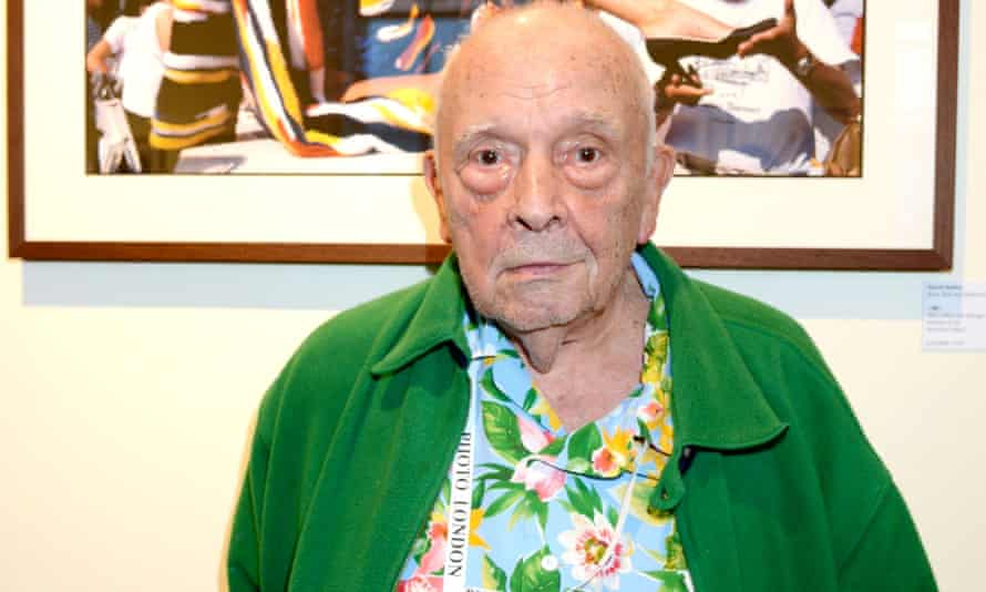 David Bailey says dementia 'doesn't seem to affect my work at all'