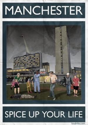 Rubbish Seaside Manchester