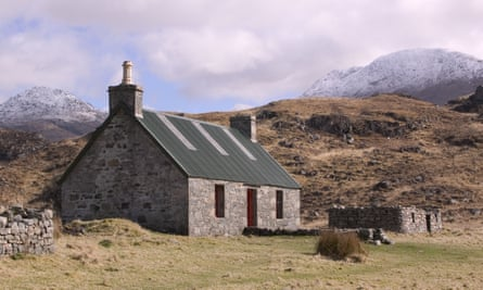 While You Sleep, set on a remote Scottish island, 'piles on deliciously gothic chills'