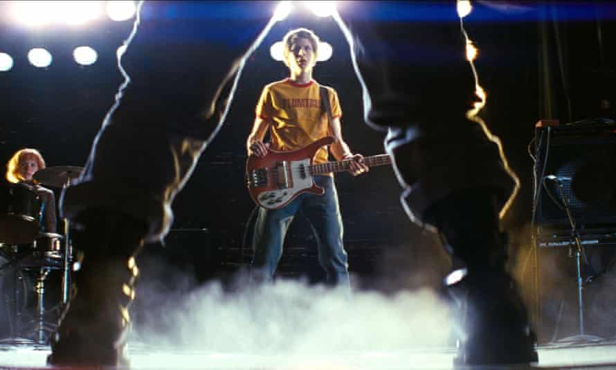 Ace of bass ... Scott Pilgrim Vs the World.